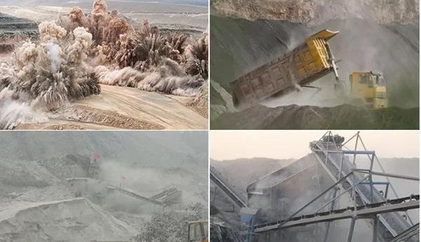 环保督查这么严,砂石厂粉尘弥漫怎么办?超实用的除尘措施来了!